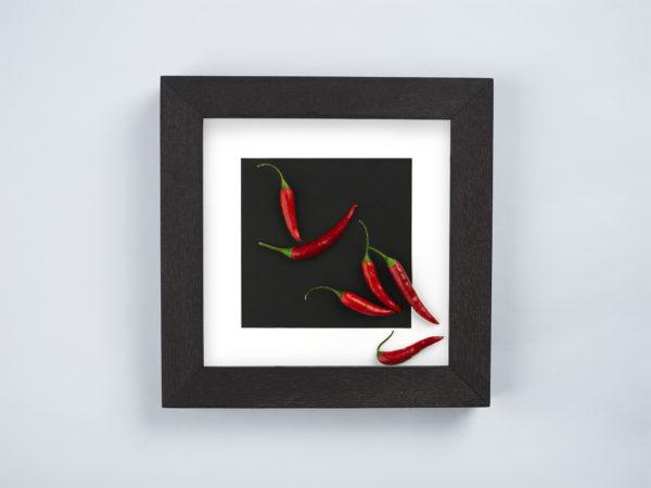 chili pepper frame