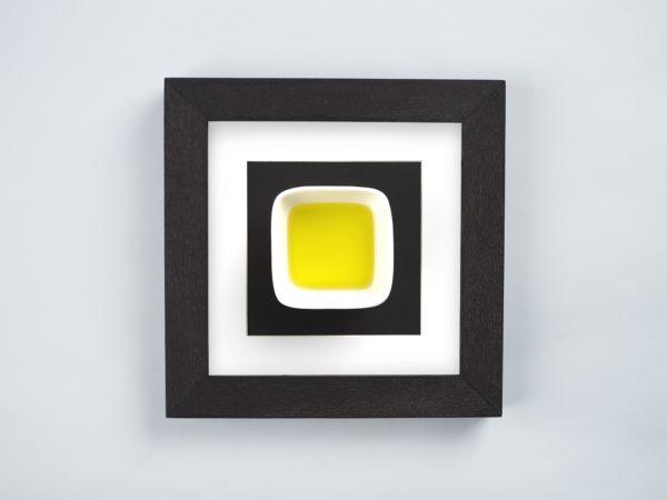 frame with EVO oil