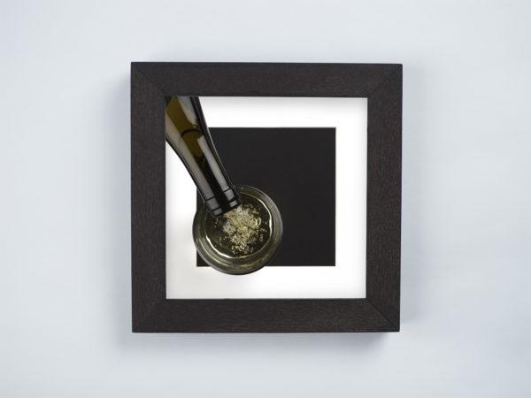 white wine frame