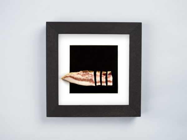 pig cheeks frame
