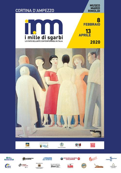 art exhibition cortina